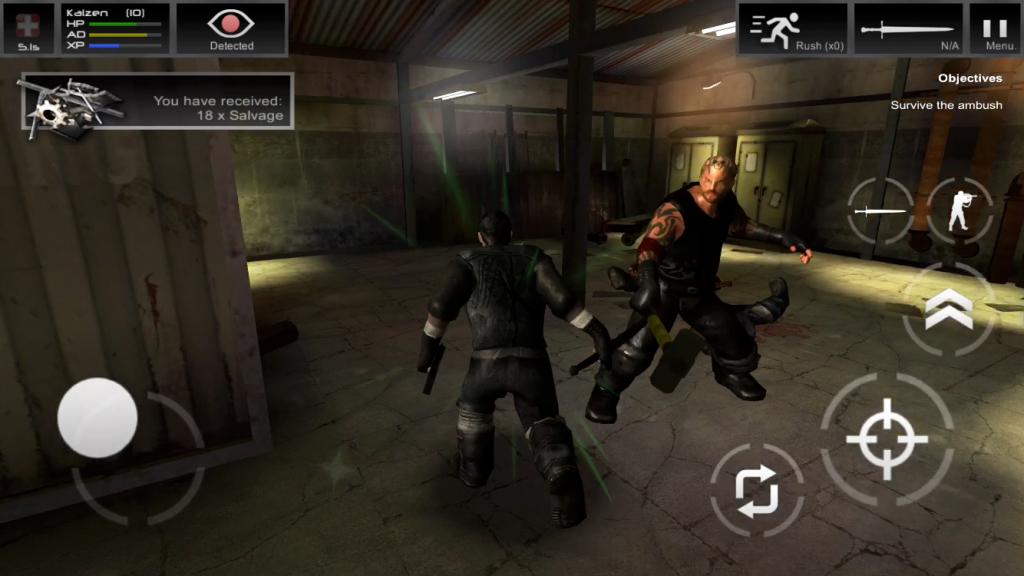 Post Brutal Screenshot 6