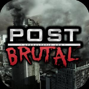Post Brutal App Icon