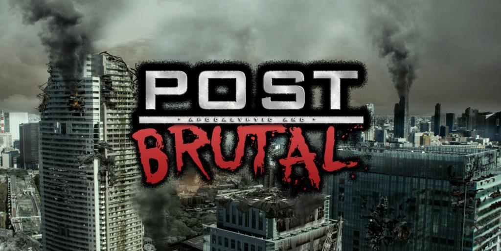 Post Brutal Large Banner