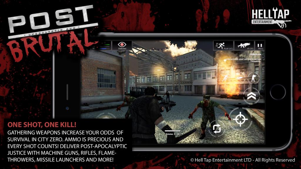 Post Brutal - One Shot, One Kill!